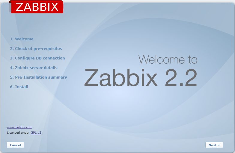 Zabbix安装与部署